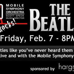 The Beatles Are Playing in Mobile! Well, almost…