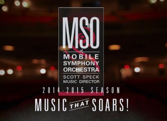 The 2014-2015 Mobile Symphony Orchestra Season Kicks Off Next Week