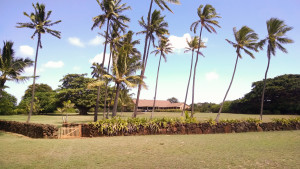 Pakala Plantation Estate on the south western side of Kauai.