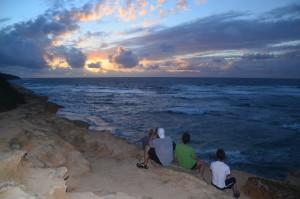 Poipu Kauai Sunrise